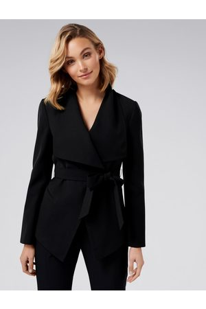Forever New Lesley Petite Waterfall Blazer