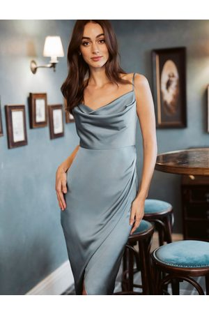 Forever New Holly Cowl Neck Dress