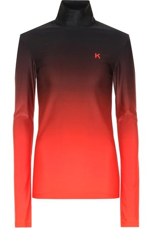 Kwaidan Editions Ombré jersey top
