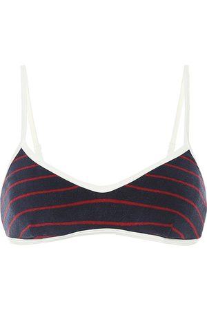 Solid The Nantucket bikini top