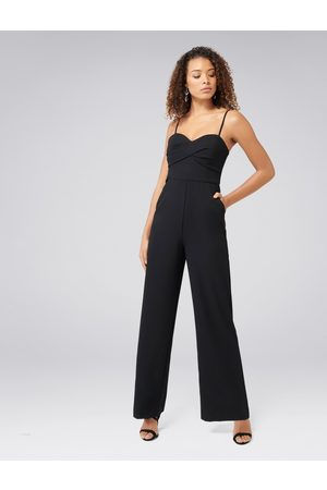Forever New Women Party Dresses - Eden Twist Bodice Jumpsuit