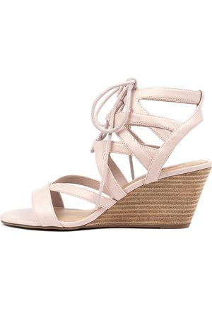 I LOVE BILLY Gillrose Rose Sandals Womens Shoes Casual Heeled Sandals