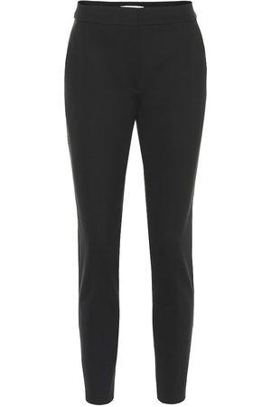 Max Mara Pegno stretch-jersey straight pants