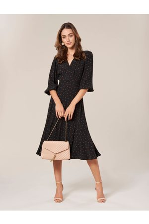 Forever New Mindy Wrap Dress