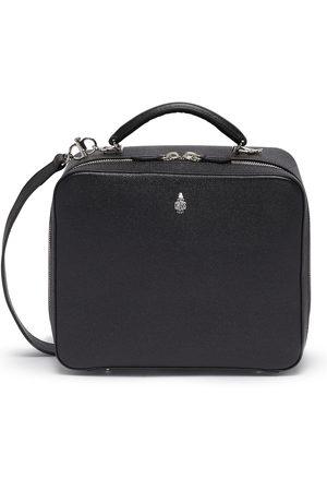 MARK CROSS Men Briefcases - Baker Messenger' bag in leather