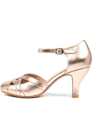 I LOVE BILLY Mojol Il Rose Shoes Womens Shoes Casual Heeled Shoes