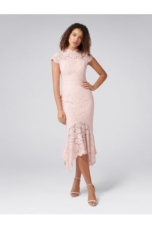 Forever New Frankie Petite Lace Maxi Dress