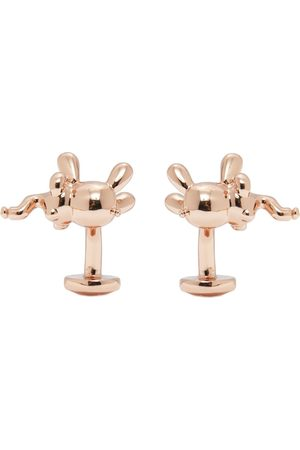 Babette Wasserman Men Cufflinks - Balloon elephant cufflinks