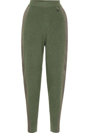 Stella McCartney Wool tapered pants