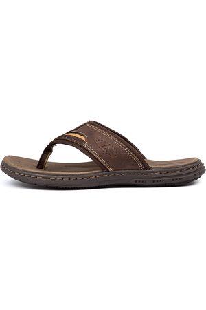COLORADO Dboy Cf Dark Sandals Mens Shoes Sandals Flat Sandals