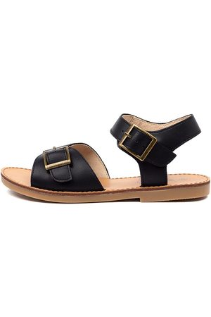 Walnut Melbourne Girls Sandals - Ryder Sandal Wa Navy Sandals Girls Shoes Casual Sandals Flat Sandals