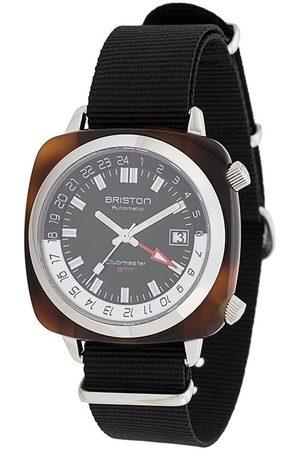 Briston Clubmaster GMT traveller acetate watch