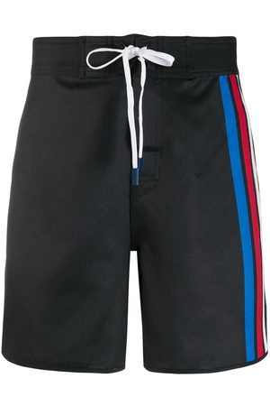 Perfect Moment Super stripe board shorts