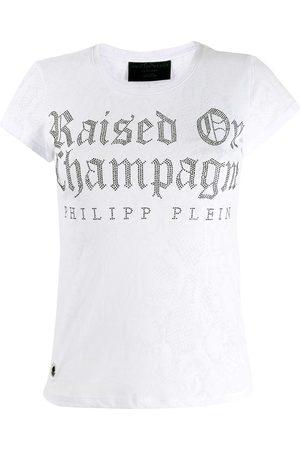 Philipp Plein SS Gothic Plein T-shirt