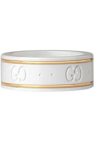 Gucci 18kt yellow gold Icon ring