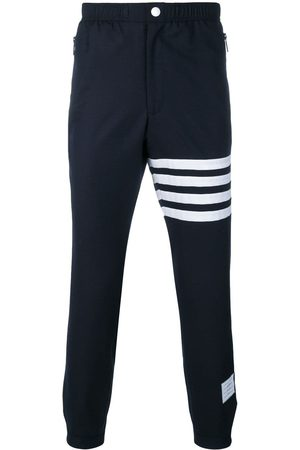 Thom Browne Stripe track pants