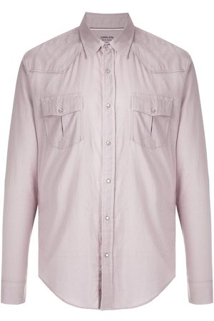 OSKLEN Flap pockets shirt
