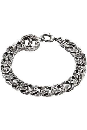 Gucci Men Bracelets - Interlocking G chain bracelet in
