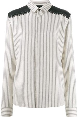 Haider Ackermann Long sleeve striped shirt
