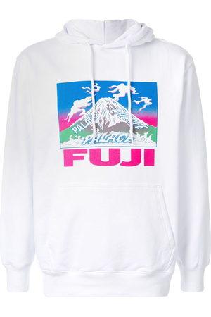 PALACE Fuji print hoodie
