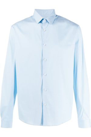 Sandro Men Business - Plain button shirt
