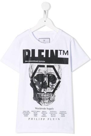 Philipp Plein Skull print T-shirt