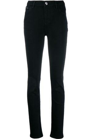 Philipp Plein Women Skinny - High-waisted skinny jeans