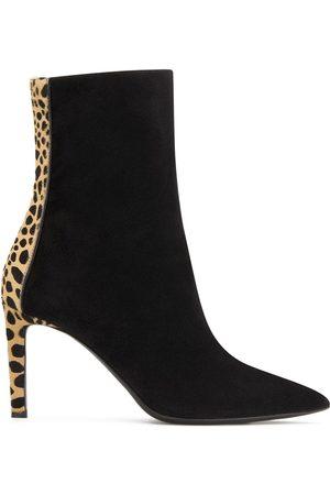Giuseppe Zanotti Leopard print boots