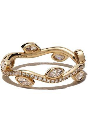De Beers 18kt Adonis Rose diamond band