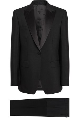 Burberry English Fit Mohair Wool Tuxedo