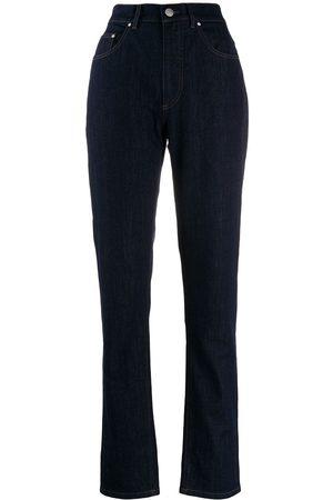 KATHARINE HAMNETT LONDON High rise tapered jeans