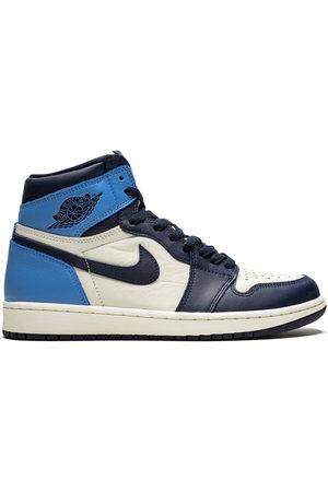 Jordan Sneakers - Air 1 Retro High OG obsidian/university