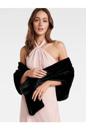 Forever New Sophia Faux Fur Wrap