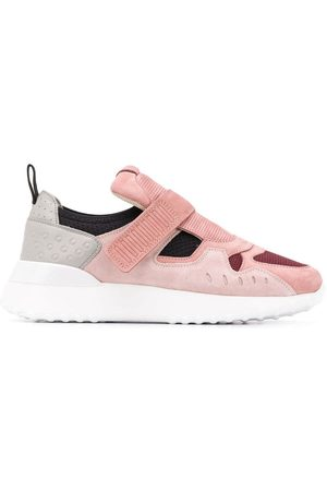 Tod's Touch strap low-top sneakers