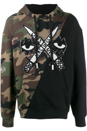 HACULLA Men Hoodies - Printed cotton hoodie
