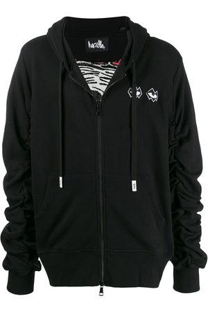 HACULLA Men Hoodies - Embroidered detail hoodie