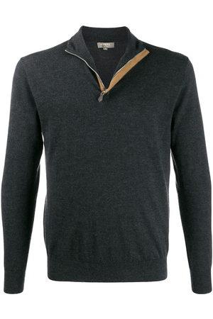 N.PEAL Men Sweaters - The Regent fine-knit jumper