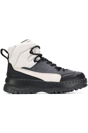 Camper X Kiko Kostadinov two-tone boots
