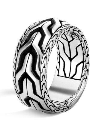 John Hardy Asli Classic Chain' silver ring