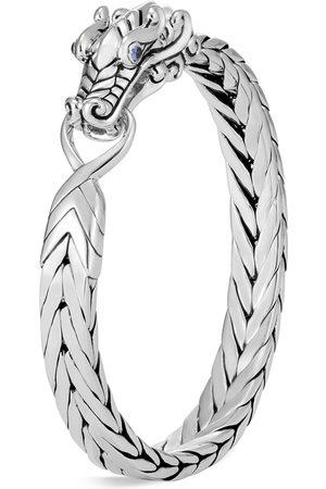 John Hardy Legends Naga' sapphire silver medium bracelet