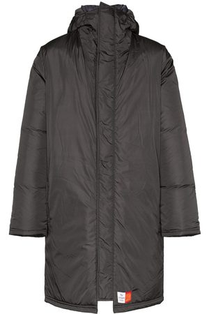 MARTINE ROSE Wenger padded parka coat
