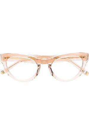 Retrosuperfuture Cat-eye frame glasses