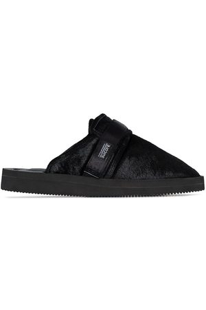 Suicoke Zavo textured slippers