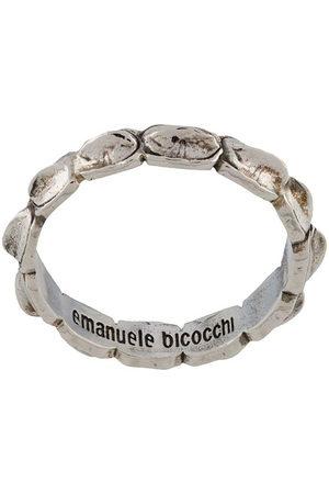 EMANUELE BICOCCHI Croc ring