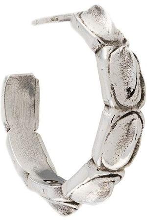Emanuele Bicocchi Earrings - Croc hoop earring